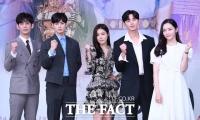 [TF포토] 조선시대 로맨틱 실록이야기…MBC 드라마 '신입사관 구해령'