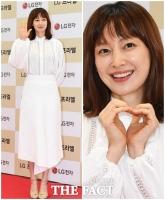 [TF포토] '9등신' 이나영, '현실감 없는 우월한 비율'