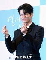 [TF포토] 옹성우, '사랑 가득 담은 눈웃음~'