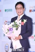 [TF포토] 김영철, '멋진 꽃중년'