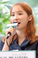 [TF포토] 윤태진 아나운서, '아침에도 꿀피부~'