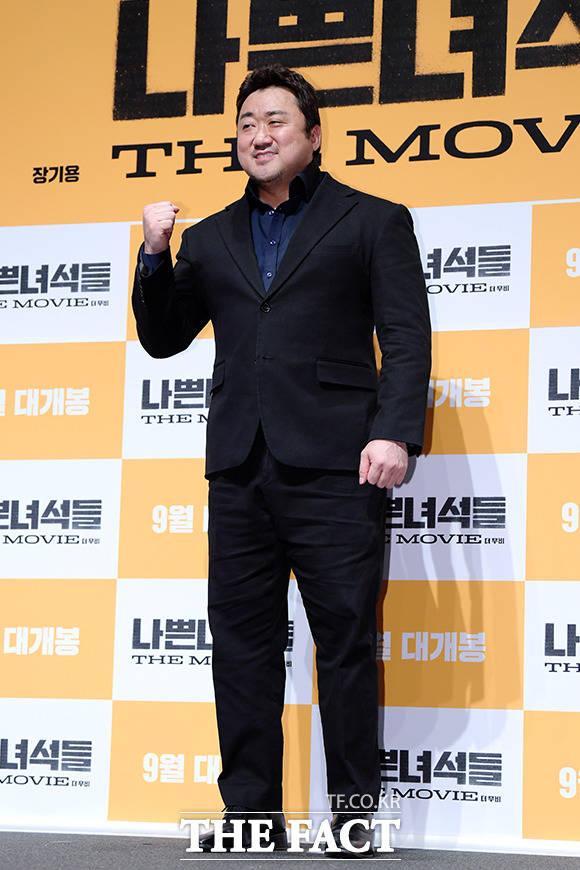 배우 마동석