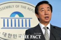 [TF포토] 'KT 채용청탁 의혹' 해명하는 김성태 의원