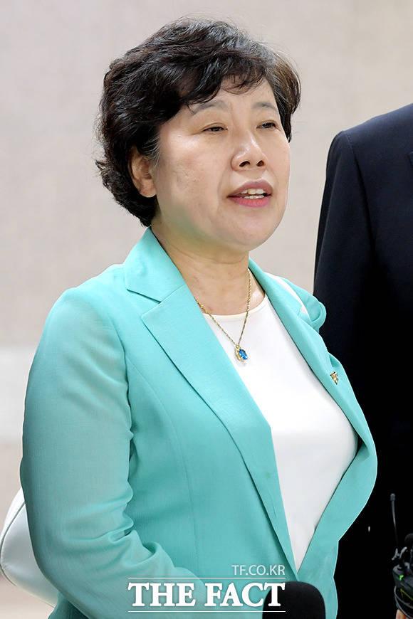 조배숙 민주평화당 의원