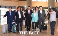 [TF포토] '일본으로 향하는 국회 방일단'
