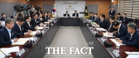[TF포토] 금융위-금감원-은행, '일본 수출규제 대응 긴급 회의'