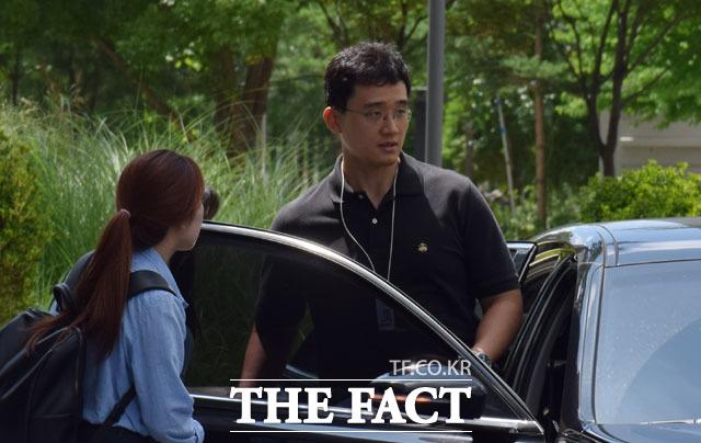 [TF이슈] '호반 황태자' 김대헌 부사장, '꼼수 승계' 논란 '증..