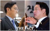 [TF초점] 삼성 이재용·SK 최태원 '닮은꼴 리더십' 불확실성 대응 전면