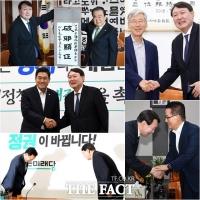 [TF사진관] '국회 찾아 상견례 치른 윤석열 검찰총장'