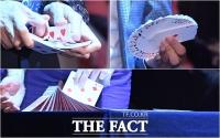 [TF포토] '타짜 배우들의 화려한 카드 기술'
