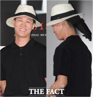 [TF포토] '천만배우' 진선규, '스웨그' 넘치는 레게머리!
