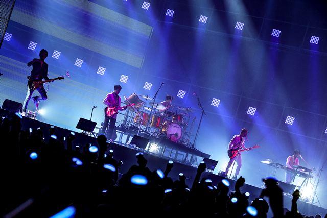 데이식스는 서울을 시작으로 유럽, 북미 등 다수 국가에서 월드 투어를 펼친다. /JYP 엔터테인먼트