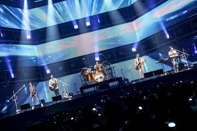 데이식스가 월드 투어 GRAVITY를 펼치며 세계 팬들을 만난다. /JYP 엔터테인먼트