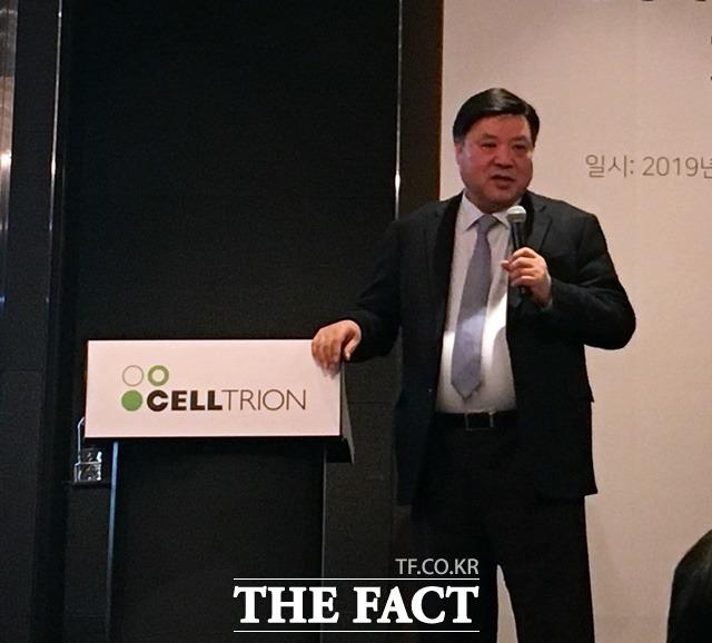 셀트리온은 일본 아사히카세이의 바이러스 필터에 대한 대체 방안을 찾았다고 밝혔다. /더팩트 DB