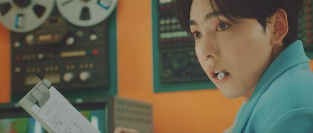 김진우는 지난 14일 첫 솔로곡 또또또를 발표했다. /김진우 HEYDAY 뮤직비디오 캡처