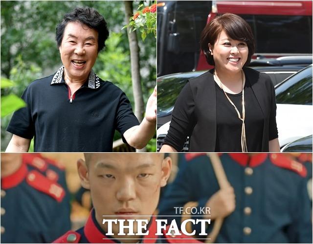 가수 송대관, 배우 홍지민, 이정현은 독립운동가 후손으로, 국가 행사에 참여하며 의미 있는 행보를 펼치고 있다. /더팩트DB, tvN