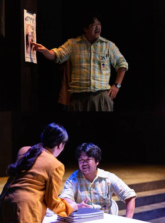 김한종은 마지막 공연을 마치고 나니 시원섭섭한 마음이 크다며 소감을 밝혔다. /곰곰 제공