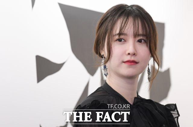 배우 구혜선이 지난 18일 안재현과 불화를 겪고 있다고 밝혀 논란이 되고 있다. /김세정 기자