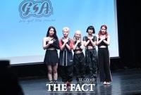 [TF포토] 소녀주의보,  '청순녀에서 과감한 힙합걸로 컴백'