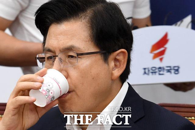 자유한국당은 조국 후보자 청문회를 3일간 진행하자고 주장했다./남윤호 기자