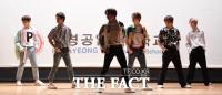 [TF포토] 스펙트럼, '남미 투어 콘서트 앞두고 화려한 무대'