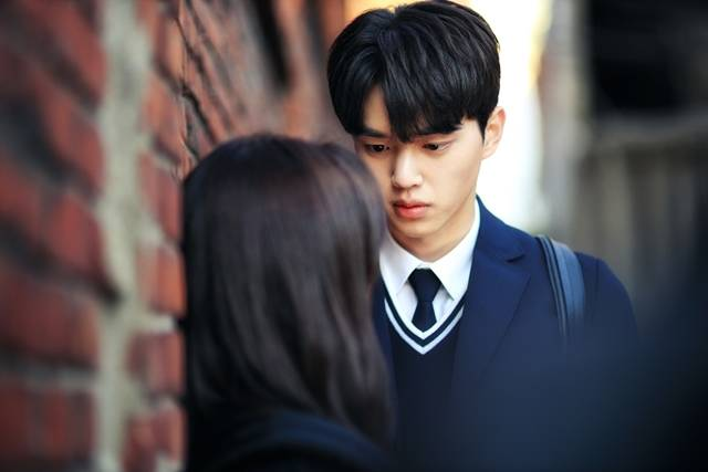 송강은 좋아하면 울리는에 이혜영 역으로 출연하길 원했지만 황선오 역으로 캐스팅됐다. /넷플릭스 제공