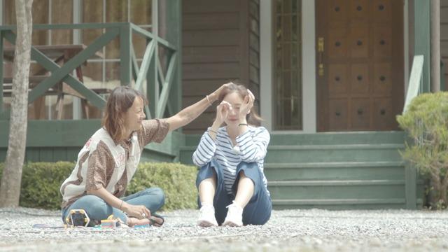 JTBC 캠핑클럽에서 이효리는 맏언니로서 든든한 모습을 보여주고 있다. /JTBC 제공