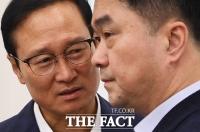 [TF포토] 정개특위 제1소위 찾은 홍영표 위원장