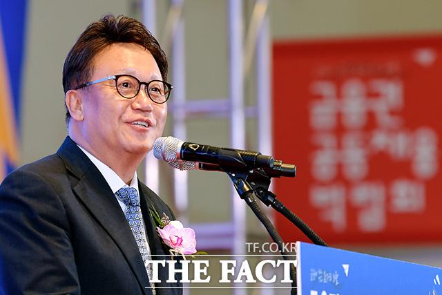 민병두 국회정무위원장의 축사