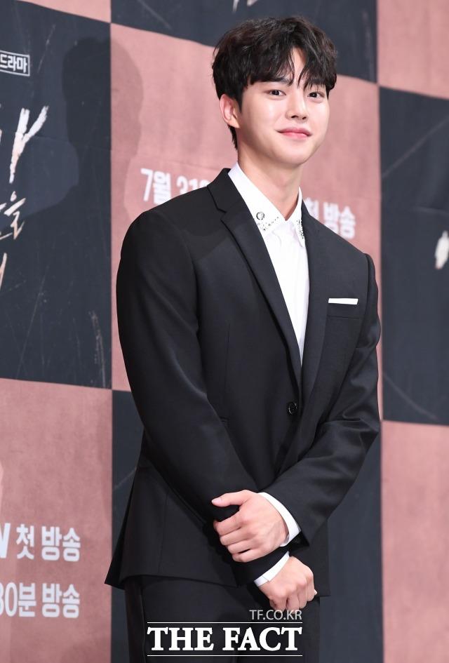 배우 송강이 좋아하면 울리는으로 뜨거운 사랑을 받고 있다. /임세준 기자