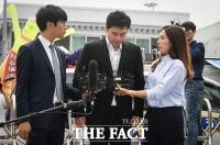 [TF포토] '원정도박·환치기·성접대', 고개 숙인 양현석