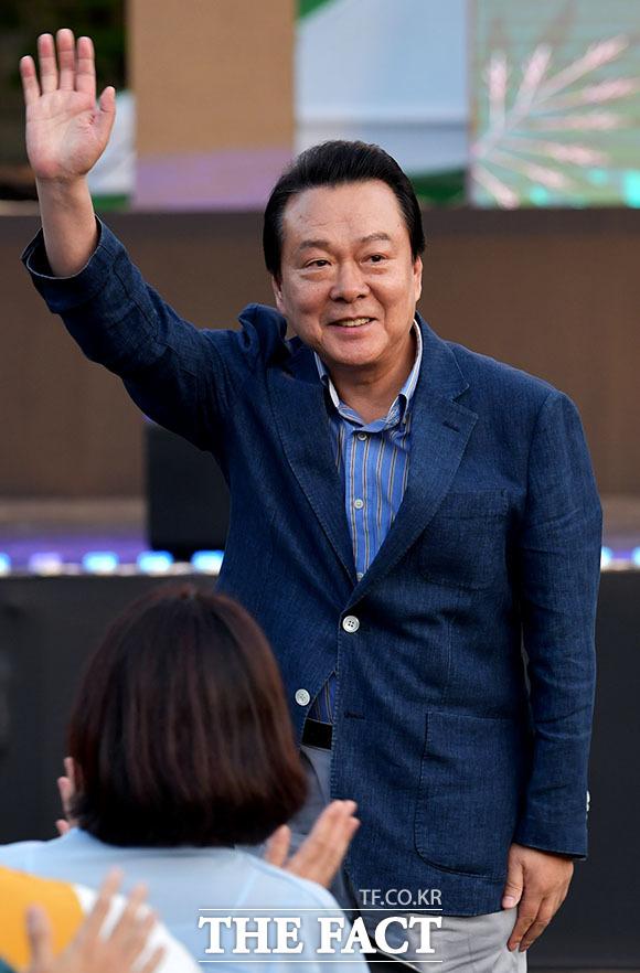 노현송 강서구청장.