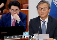 [TF이슈] 민주당 박용진 vs 전재수, 조국 편들기 '오버' 언쟁