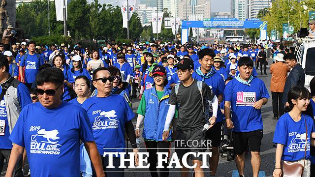 제27회 서울국제휠체어마라톤대회