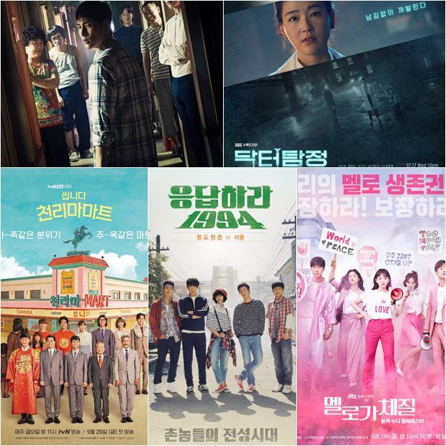 최근 영화와 드라마, 예능을 넘나들며 연출과 집필을 하는 작감들이 눈에 띈다. /tvN, SBS, JTBC