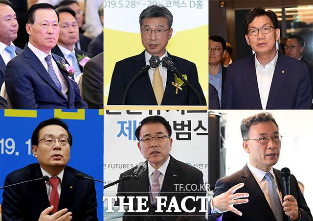 [TF이슈] 연말 금융권 지배구조 '대변동'…누가 남..