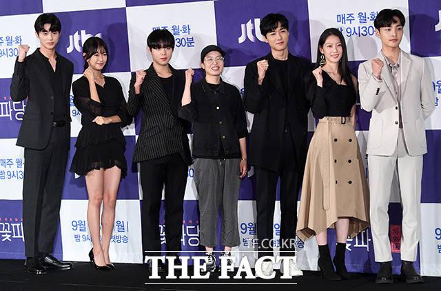 배우 김민재, 공승연 주연 '조선혼담공작소 꽃파당'은 16일 오후 9시 30분 처음 방송된다.  /남용희 기자