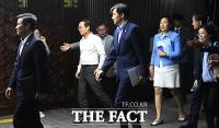 [TF포토] 한자리에 모인 신임 장관들