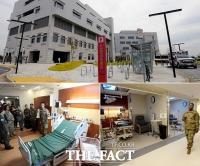 [TF포토] '용산에서 평택으로'…최신식 미군병원, '브라이언 D. 올굿 병원'