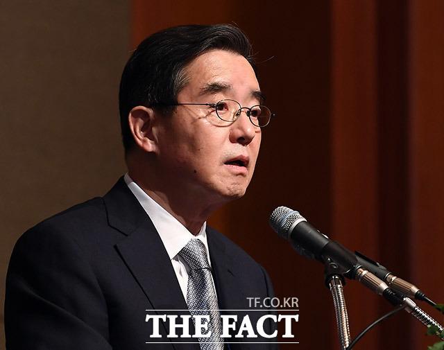 김윤 한일경제협회 회장