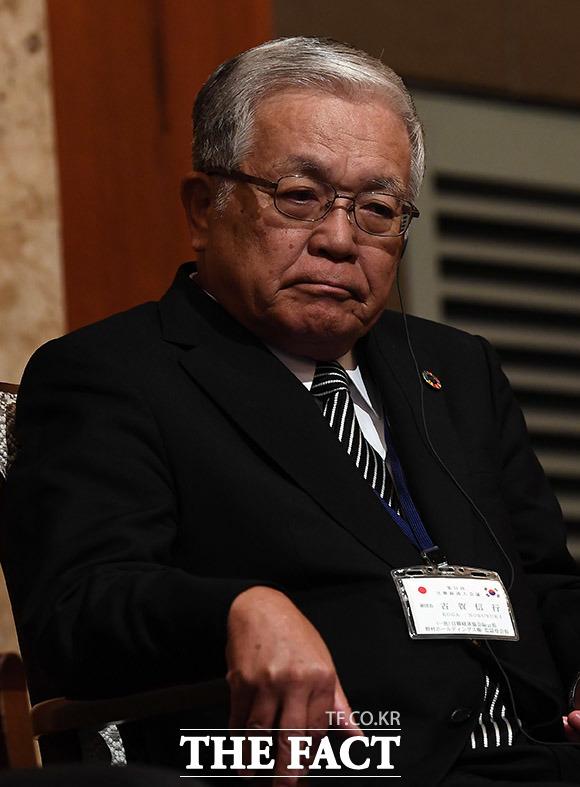 고가 노부유키 일한경제협회 부회장