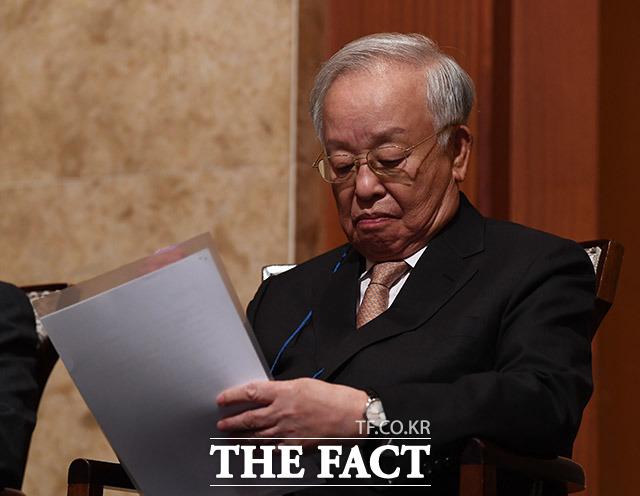 손경식 한국경영자총협회장