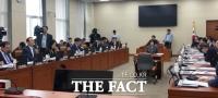 [TF현장] 정무위, 국감 전부터 신경전...여야, '조국 펀드' 증인 놓고 설전