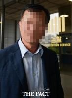 [TF포토] 검찰에 재소환된 '조국 사모펀드 의혹' 익성 대표