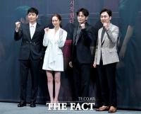 [TF포토] 이민기-이유영-온주완-서현우