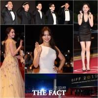 [TF사진관] '★이 쏟아진 부산국제영화제 레드카펫'