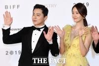 [TF포토] 조정석-윤아, '출구 없는 매력 커플'