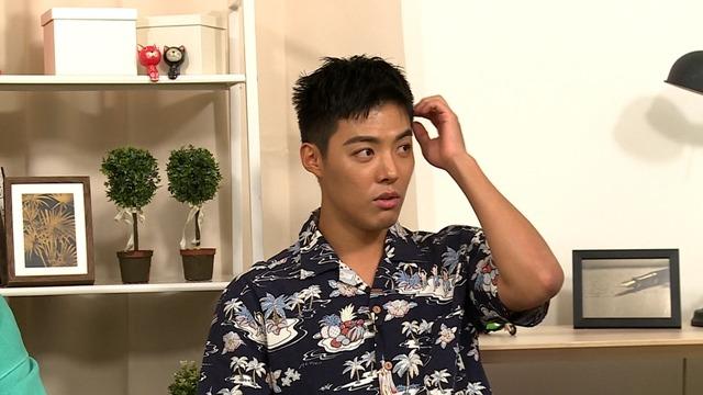 강남이 이상화와 결혼을 앞둔 소감을 공개한다. /KBS 제공