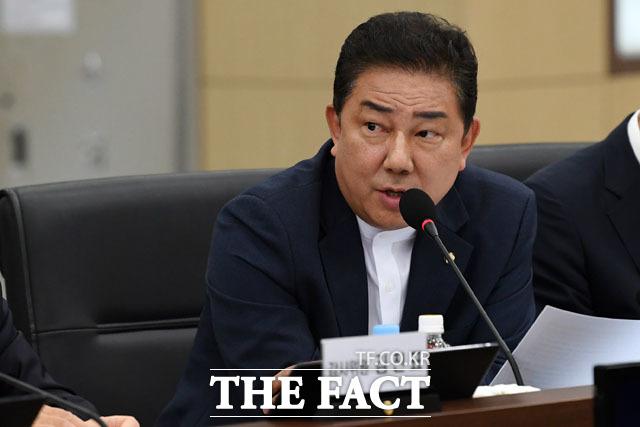 김병기 더불어민주당 의원의 질의
