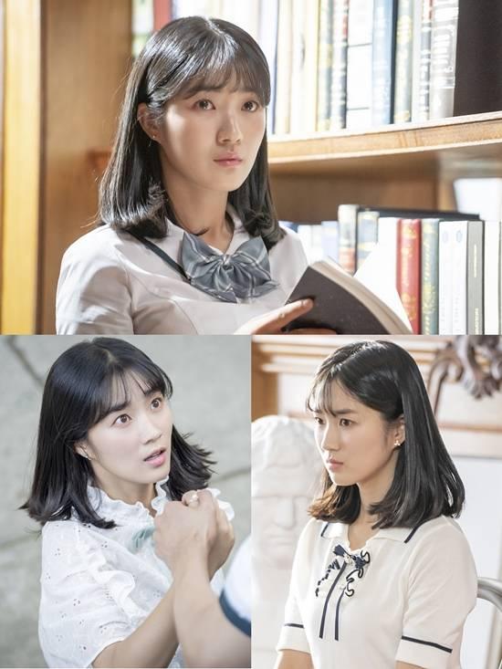 김혜윤은 MBC '어쩌다 발견한 하루'에서 극과 극 성격의 연기를 보여주고 있다.  /MBC 제공